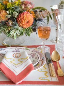 The Quattro Mani Tabletop Collection