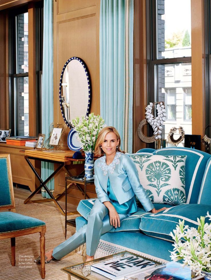 Tory Burch S New York Office Katie Considers