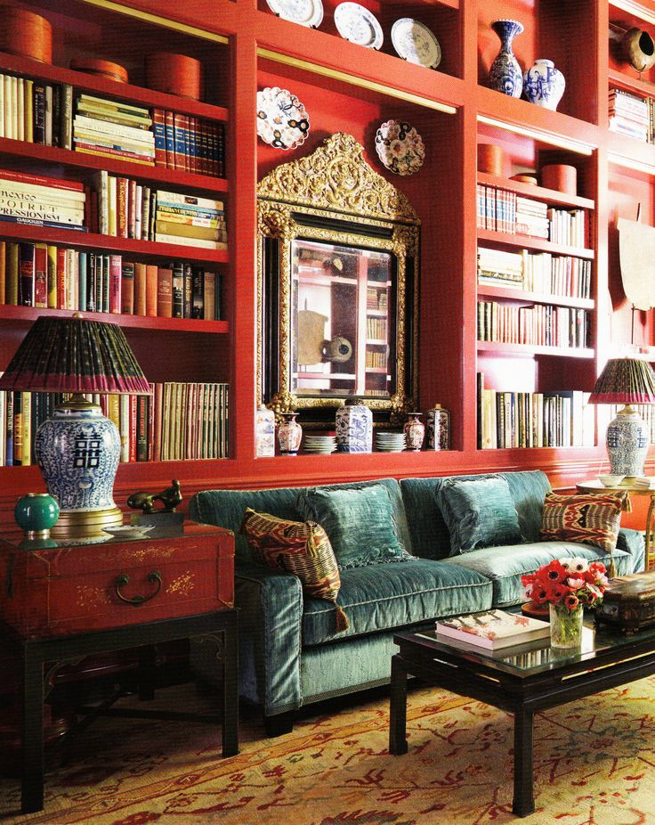 Home Library Design: 20 Gorgeous Home Libraries