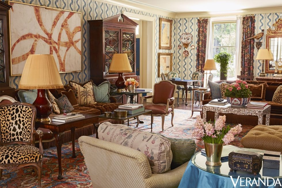 Danielle rollins 39 charming atlanta abode katie considers for Painting places in atlanta