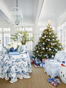 A Connecticut Christmas by Jenny Wolf