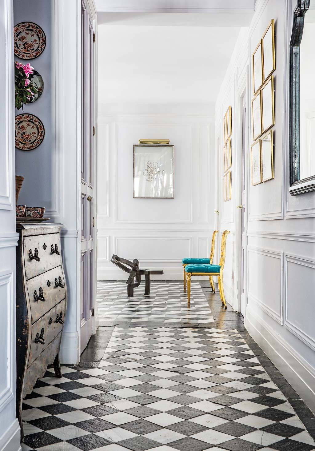 Fashion Designer Jorge Vazquez S Madrid Home Katie Considers