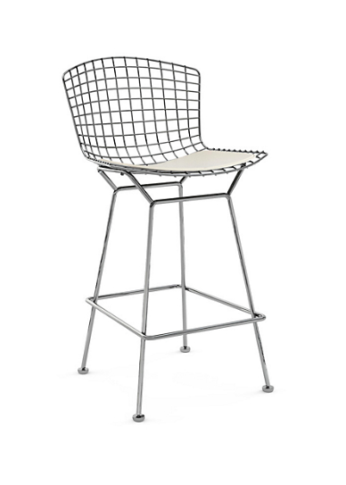 Stupendous Bertoia Counter Stool Seat Pad Katie Considers Ocoug Best Dining Table And Chair Ideas Images Ocougorg