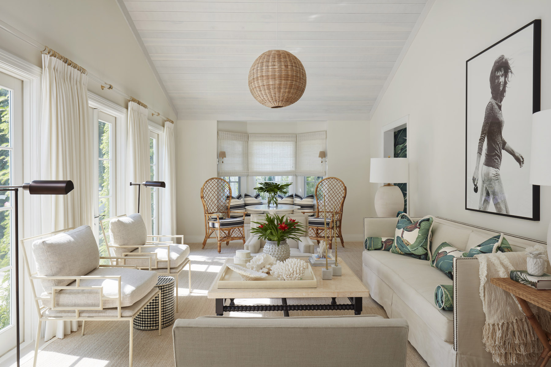 A palm beach home by lindsey lane katie considers Palm beach interior designers