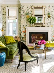 Colorful Connecticut Home by Ashley Whittaker