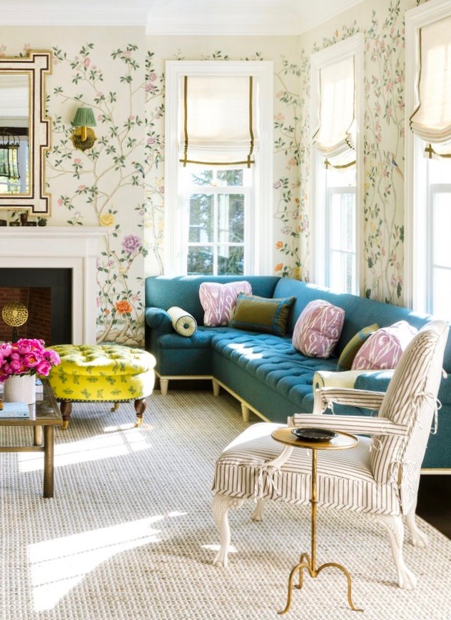 Colorful Connecticut Home By Ashley Whittaker Katie