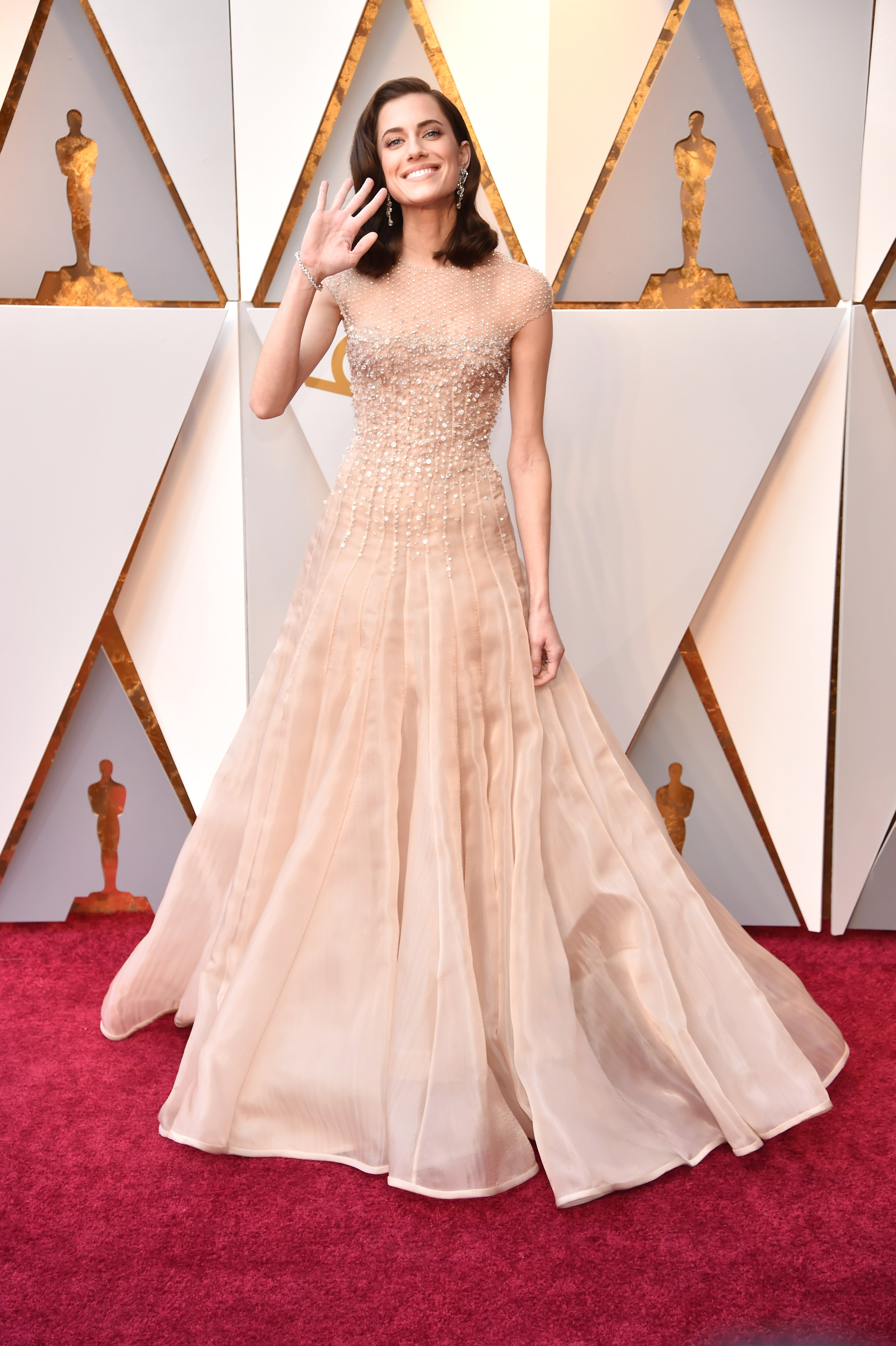 Oscars 2018: The Best Dressed List