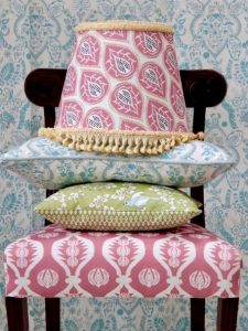 Charlotte Gaisford Wallpaper and Fabrics