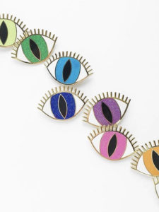 Currently Coveting: Enamel Pins