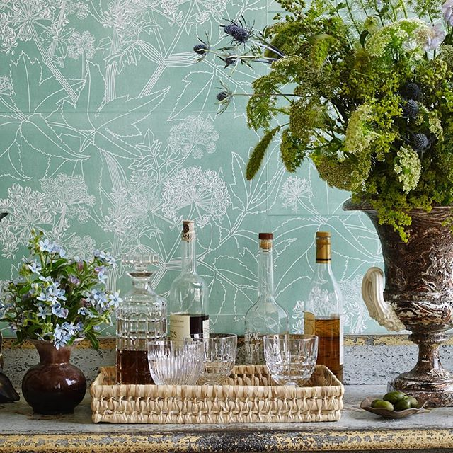 Marthe Armitage Wallpaper and Fabrics