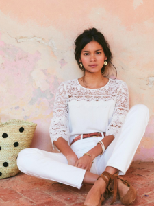 Sezane Spring Launched Today