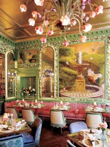 London Calling: The New Annabel's