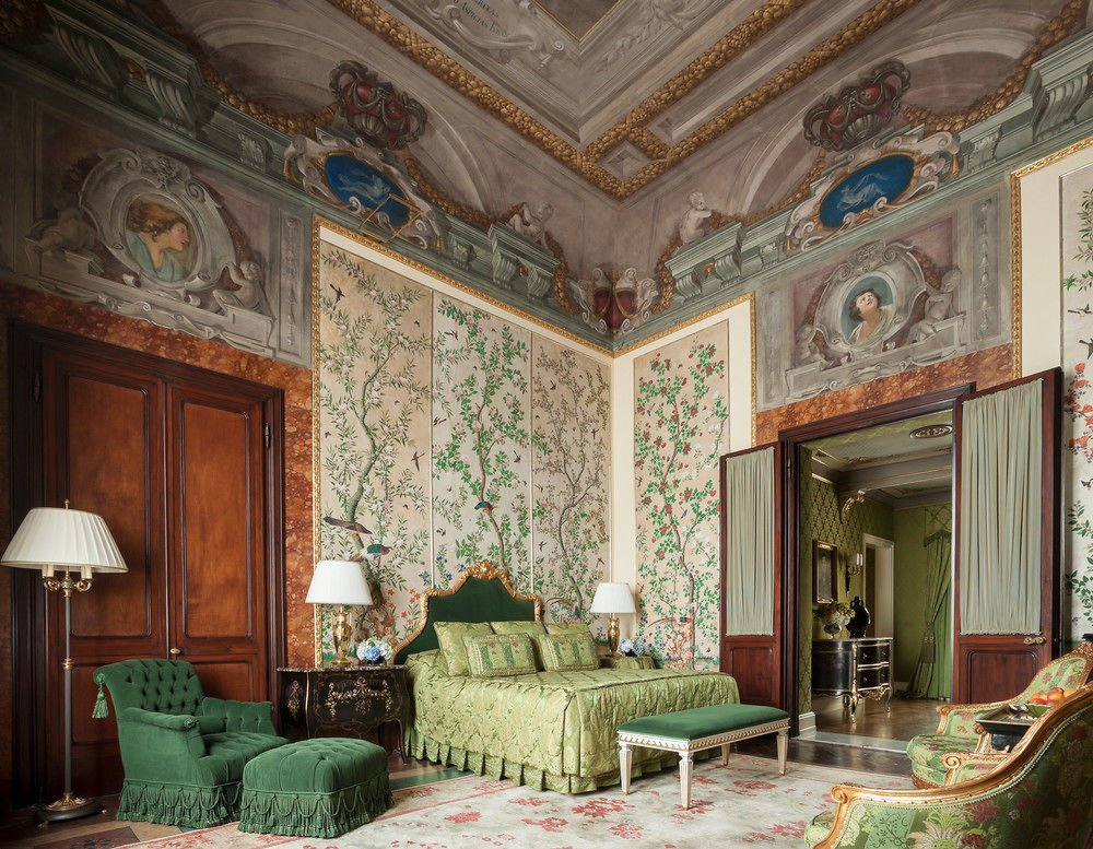 Wanderlust four seasons hotel firenze the neo trad for Design hotel florence italy