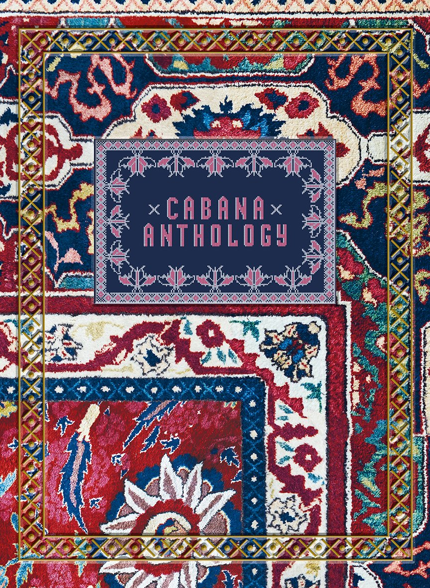 Cabana Anthology Book Cover, Magazine