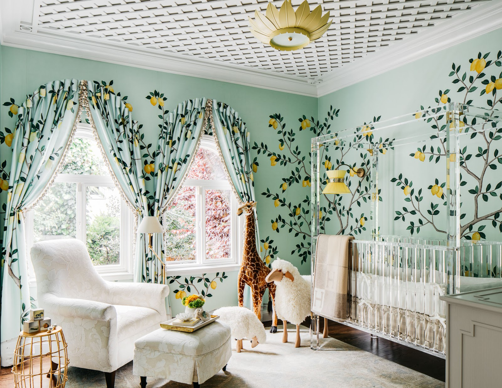 A Magical Nursery By Dina Bandman At The 2018 San