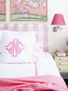 How to Decorate with Gingham Without Going Country Bumpkin