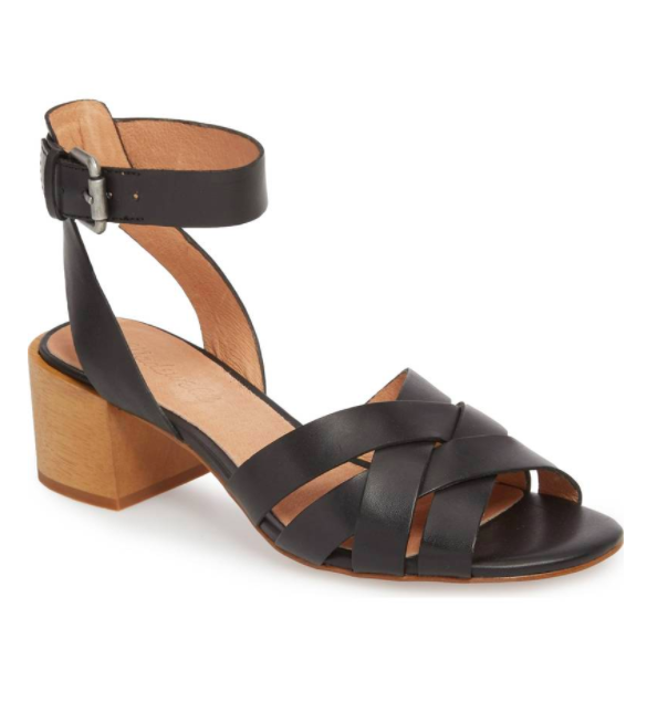 Black Lucy Sandal Madewell