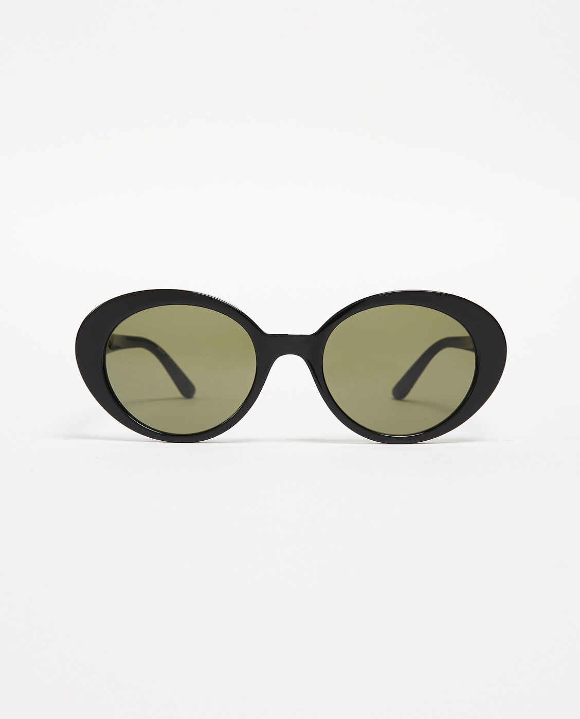 Oliver Peoples The Row Parquet Sunglasses Black Jackie O.