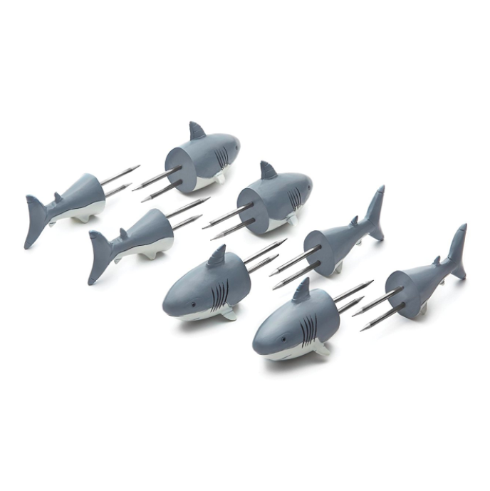 Shark Corn Holders Father's Day Gift