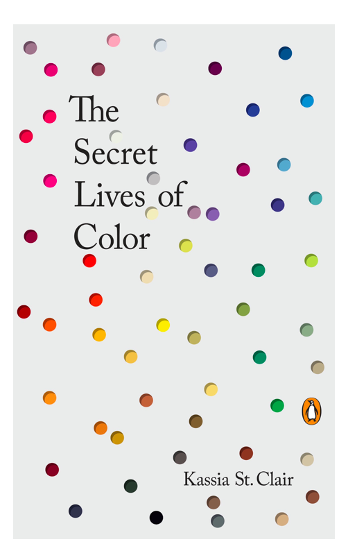 The Secret Lives of Color Art Book Cover