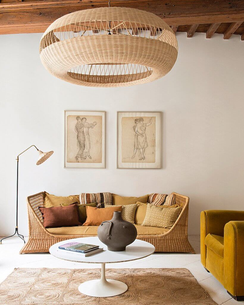 Atelier Vime: Gorgeous French Rattan Furniture And