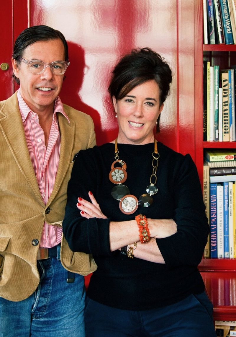 My Interview with Kate and Andy Spade