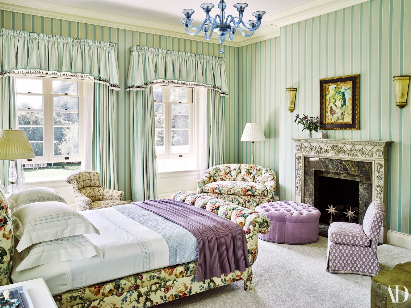 A Southampton Home Decorated By Bunny Williams Katie