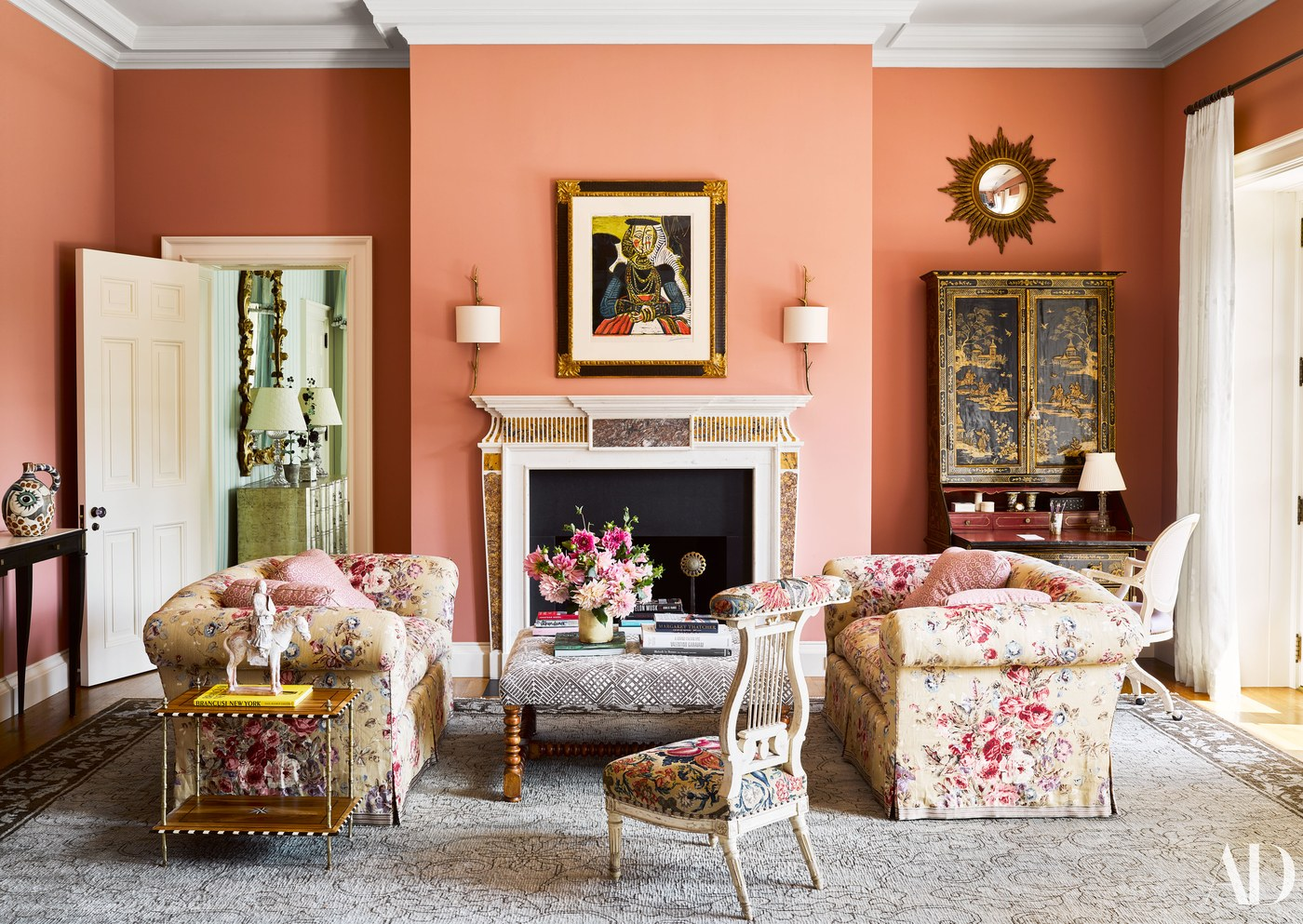 A Southampton Home Decorated by Bunny Williams - Katie ...