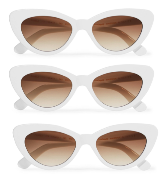 The Daily Hunt: Chic Cat Eye Sunglasses and More!