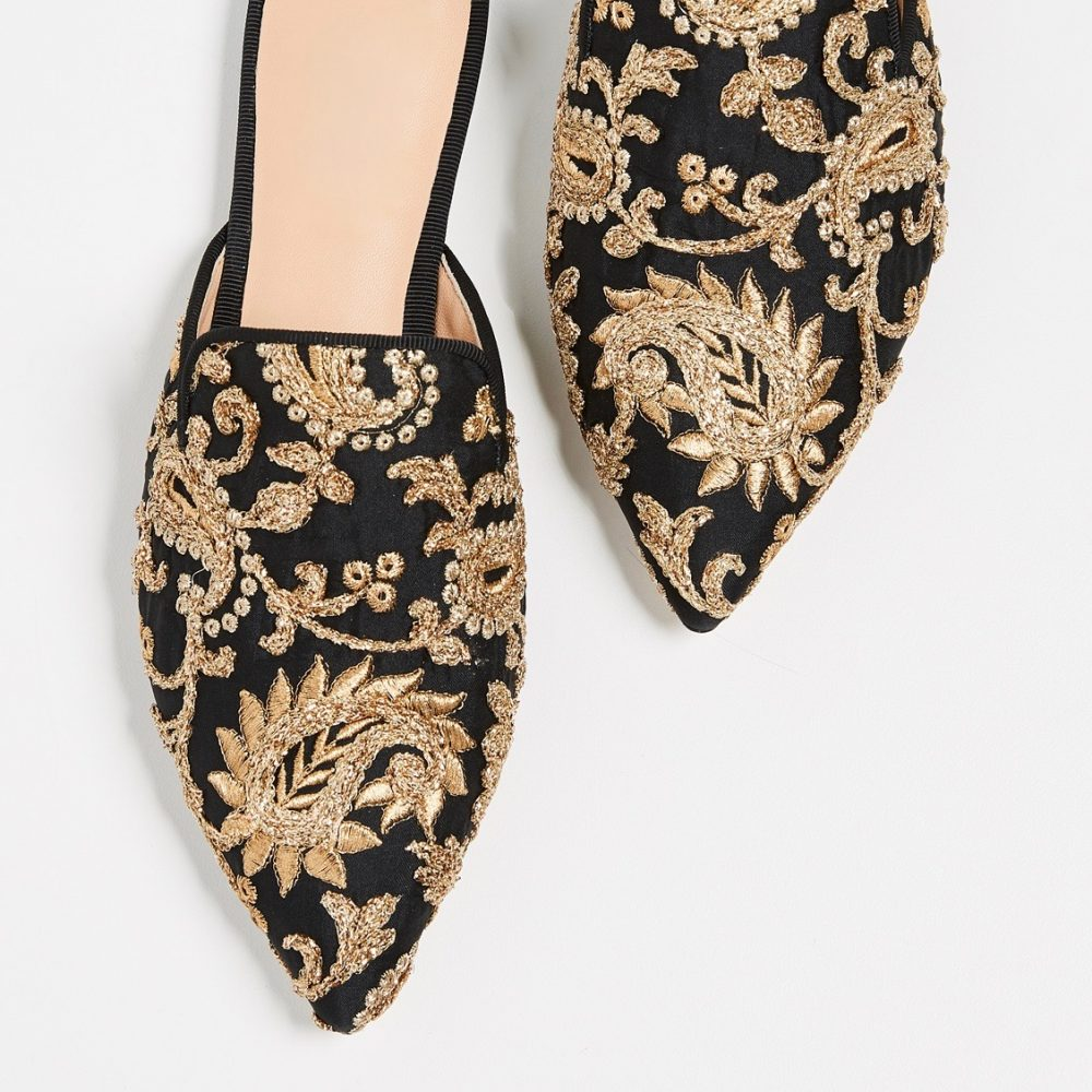 The Daily Hunt: Brocade Mules and More!