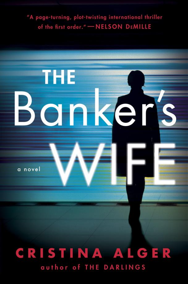 The Banker's Wife thriller book club