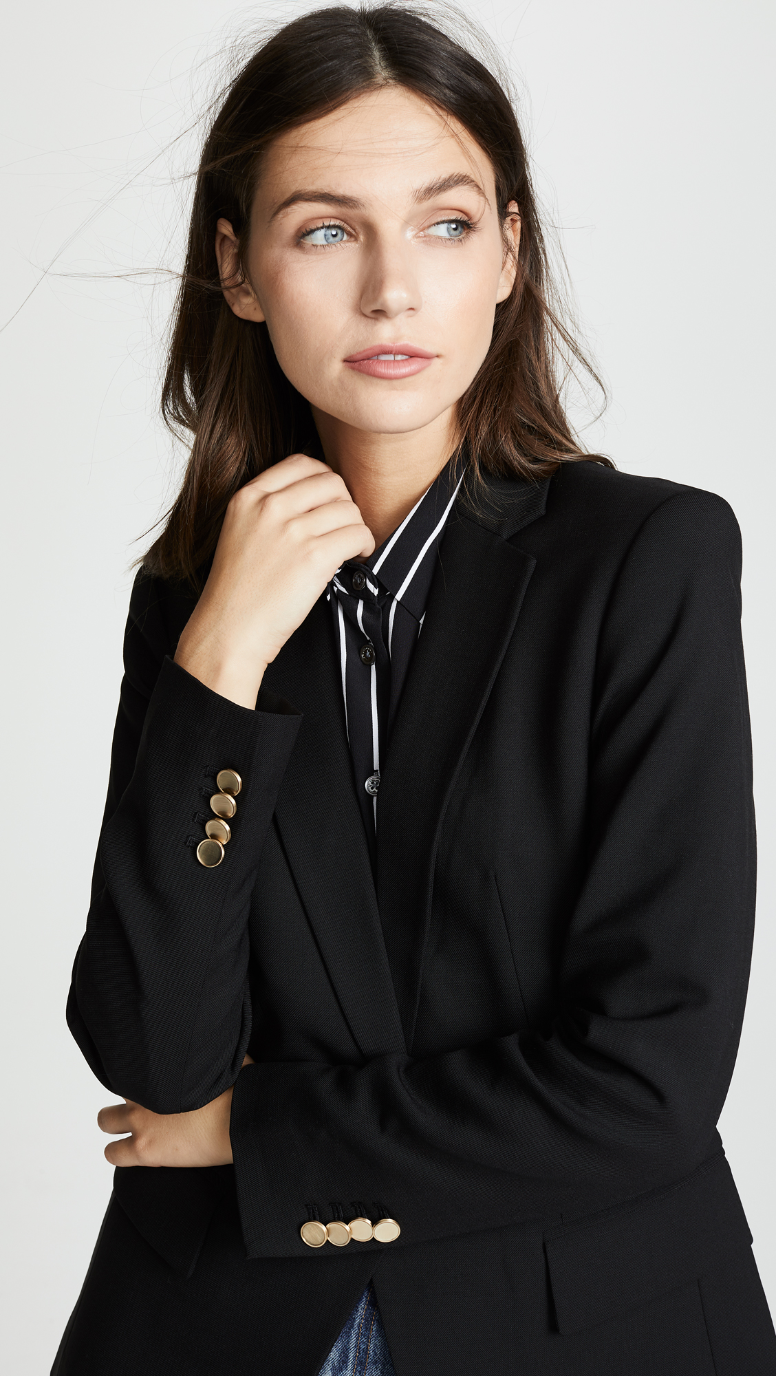 Black Club Monaco Blazer