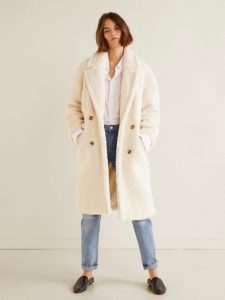 The Daily Hunt: Faux Shearling Coat and more!