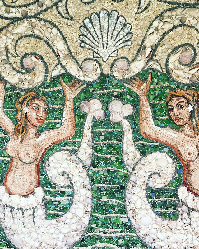 Mermaid Mosaic Le Sireneuse