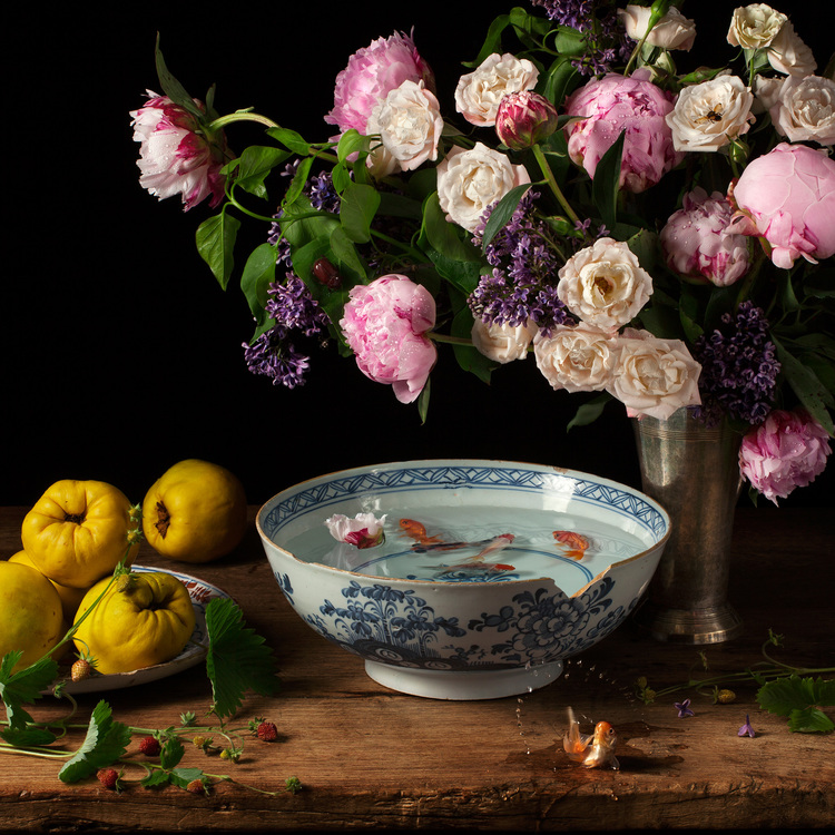 Dutch Still Life Photograph Paulette Tavormina