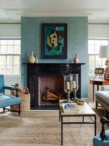 A Sag Harbor Home by Steven Gambrel