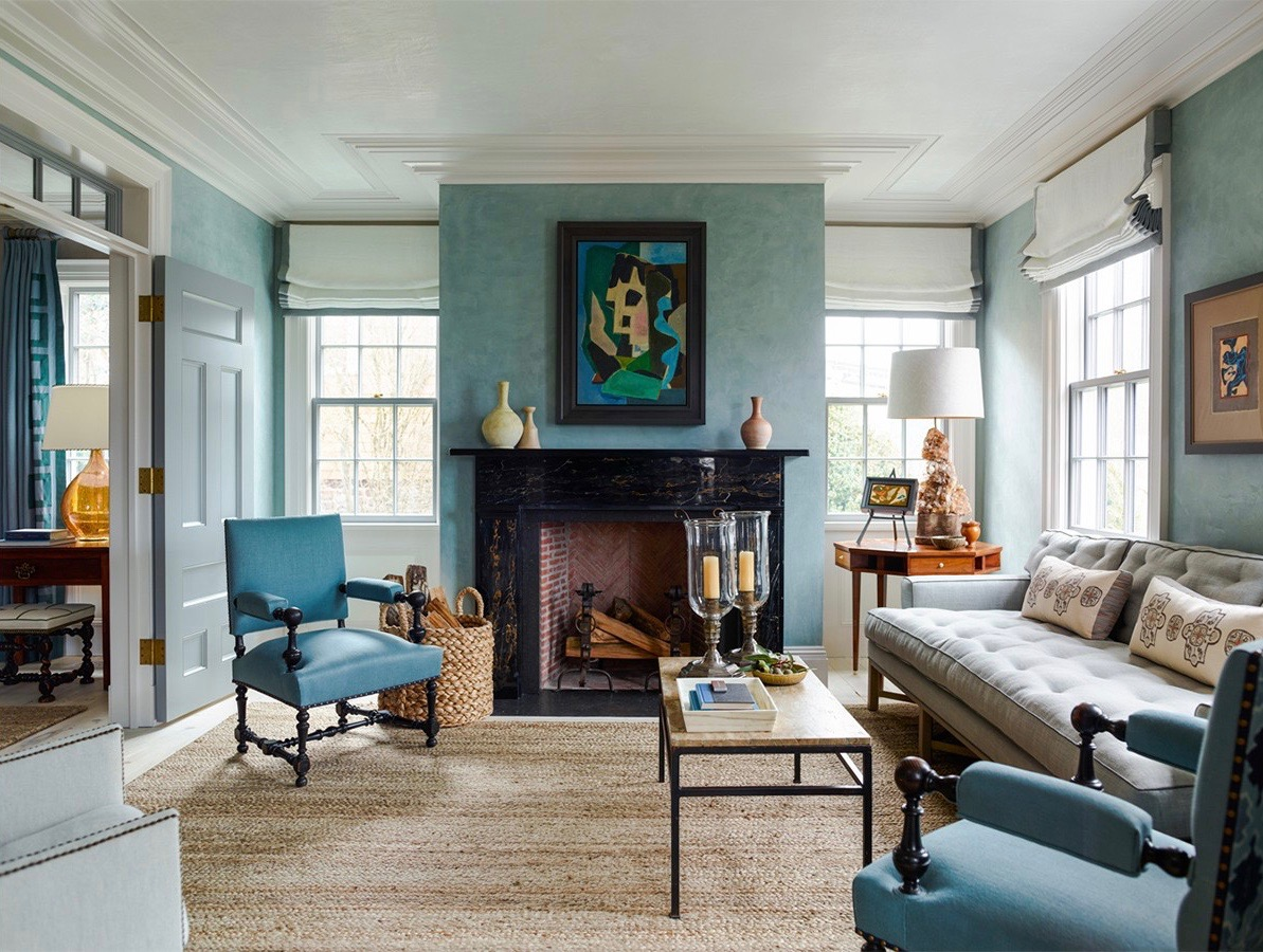 A Sag Harbor Home By Steven Gambrel Katie Considers