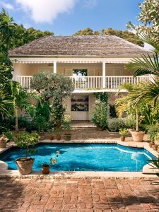 Tory Burch Restores Bunny Mellon's Legendary Antigua Home