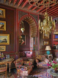 Yves Saint Laurent's Private Moroccan Villa
