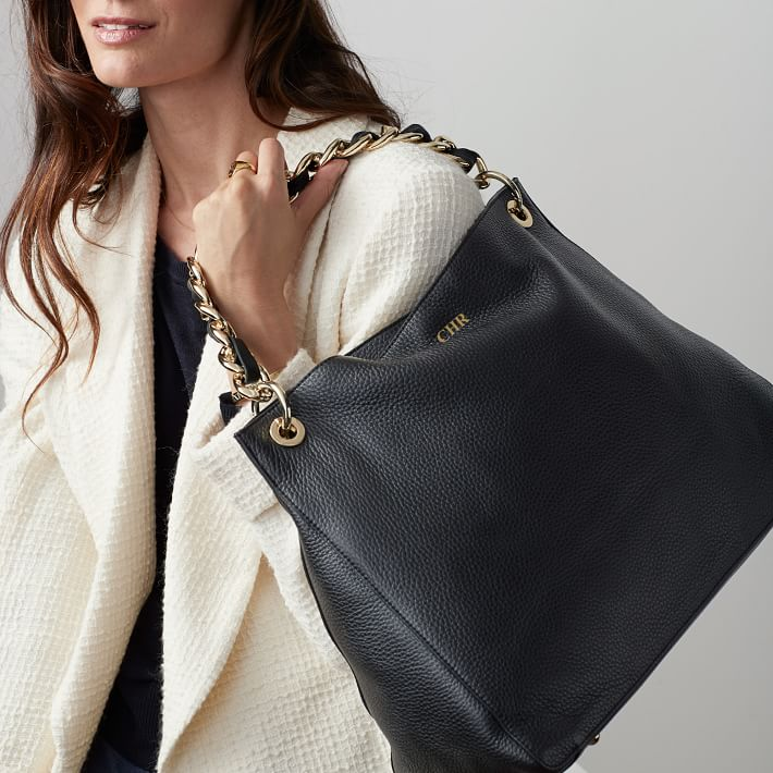 The Daily Hunt: A Chic Monogrammed Bag and more!