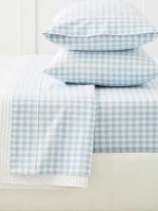 The Daily Hunt: Gingham Flannel Sheets and more!