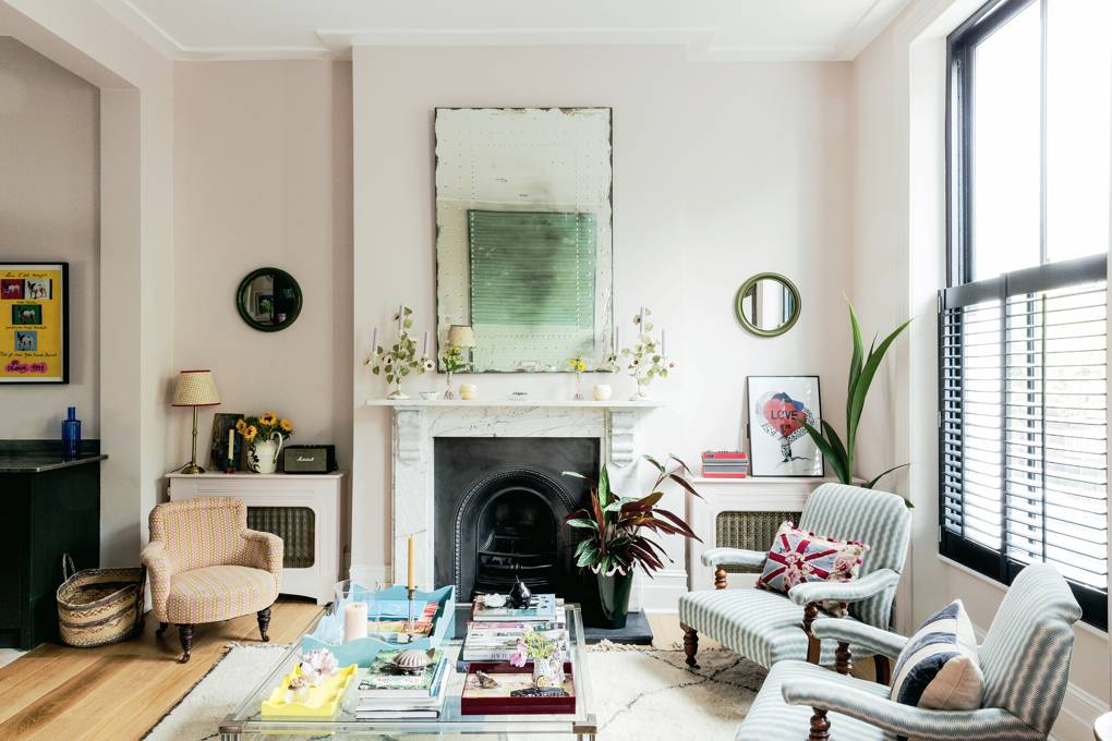 House U0026 Garden Just Published The London Home Of Creative Consultant  Matilda Goadu0027s And Unsurprisingly, Itu0027s Brimming With English Charm.