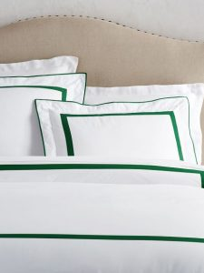 The Daily Hunt: Emerald Green Bedding and more!