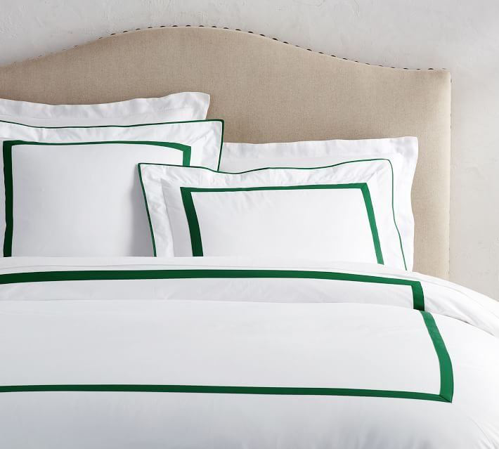 Emerald Green Organic Bedding