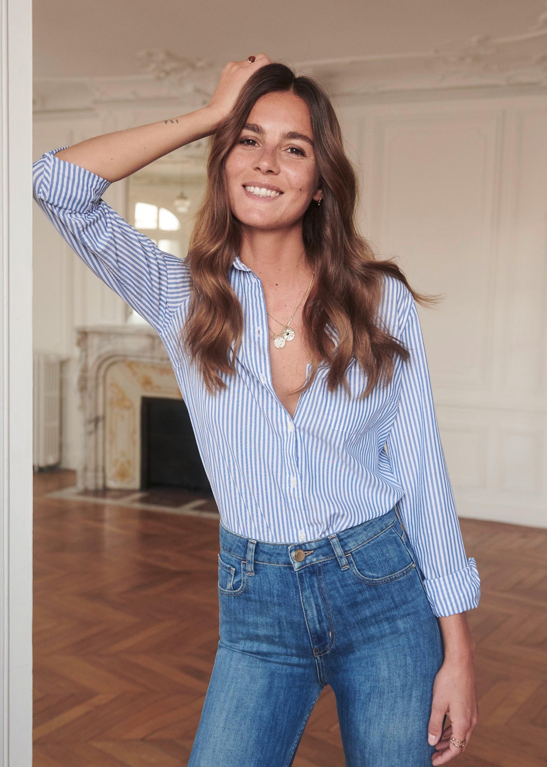 Sezane S Pre Fall Collection Is Their Best Yet Katie