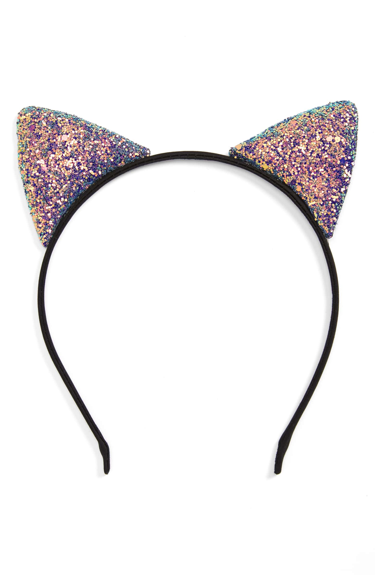 Iridescent Cat Ears