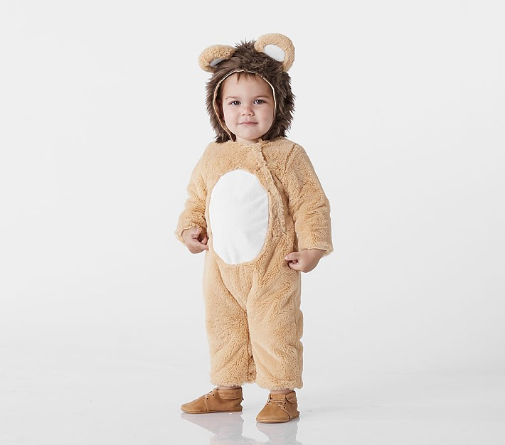 Baby Lion Toddlers Costume
