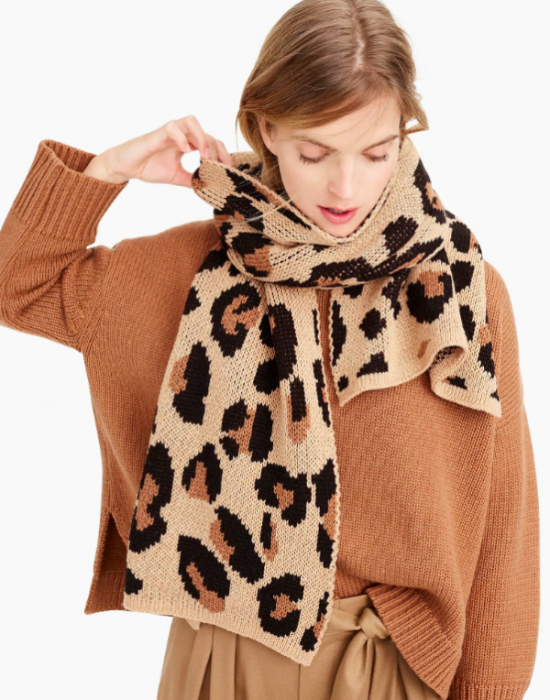 The Daily Hunt: Leopard Scarf and more!