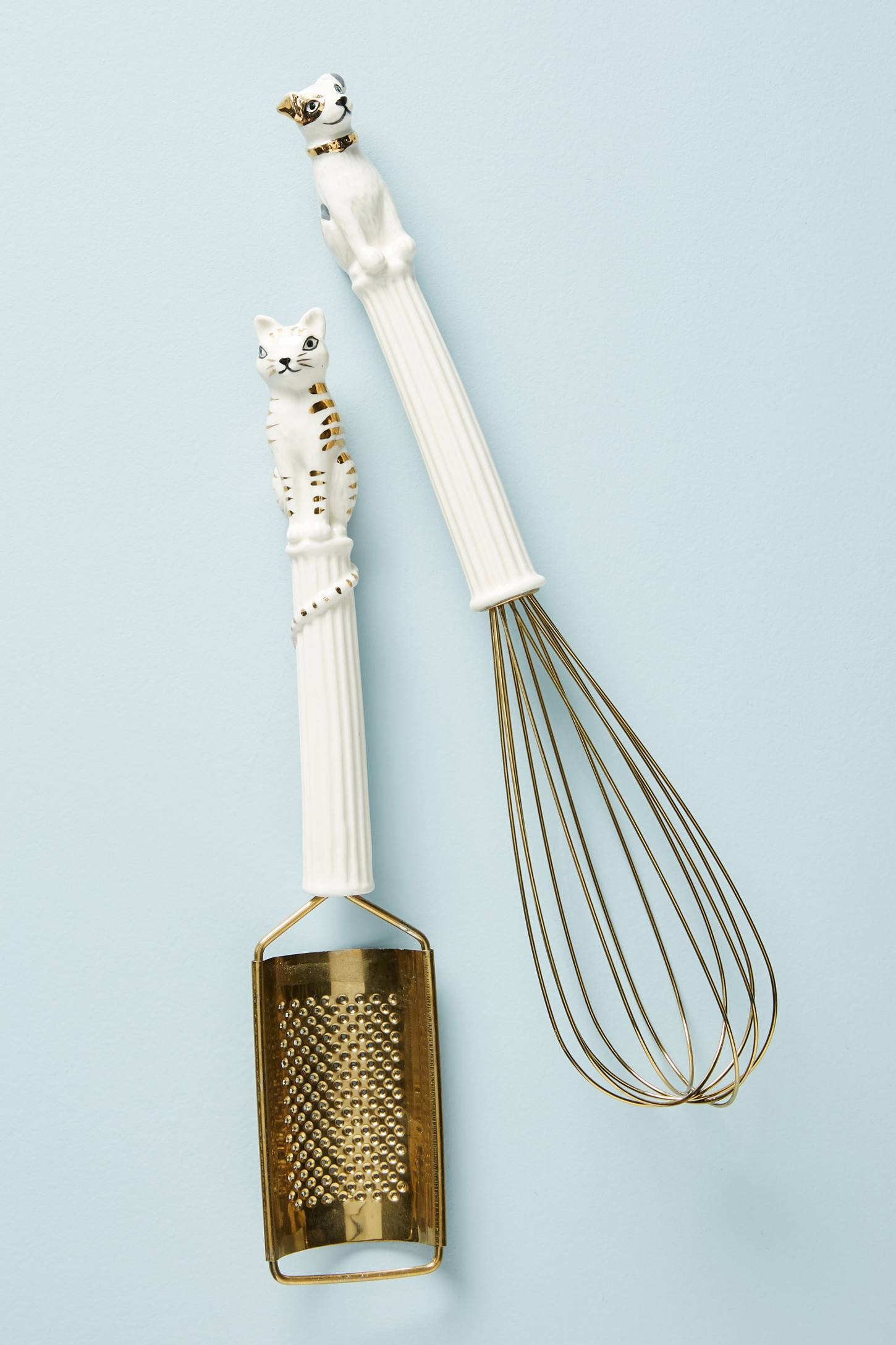 Dog and Cat Whisk and Grater