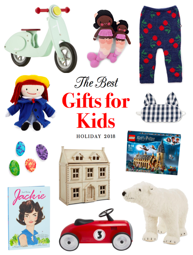Best Christmas Gifts for Kids 2018